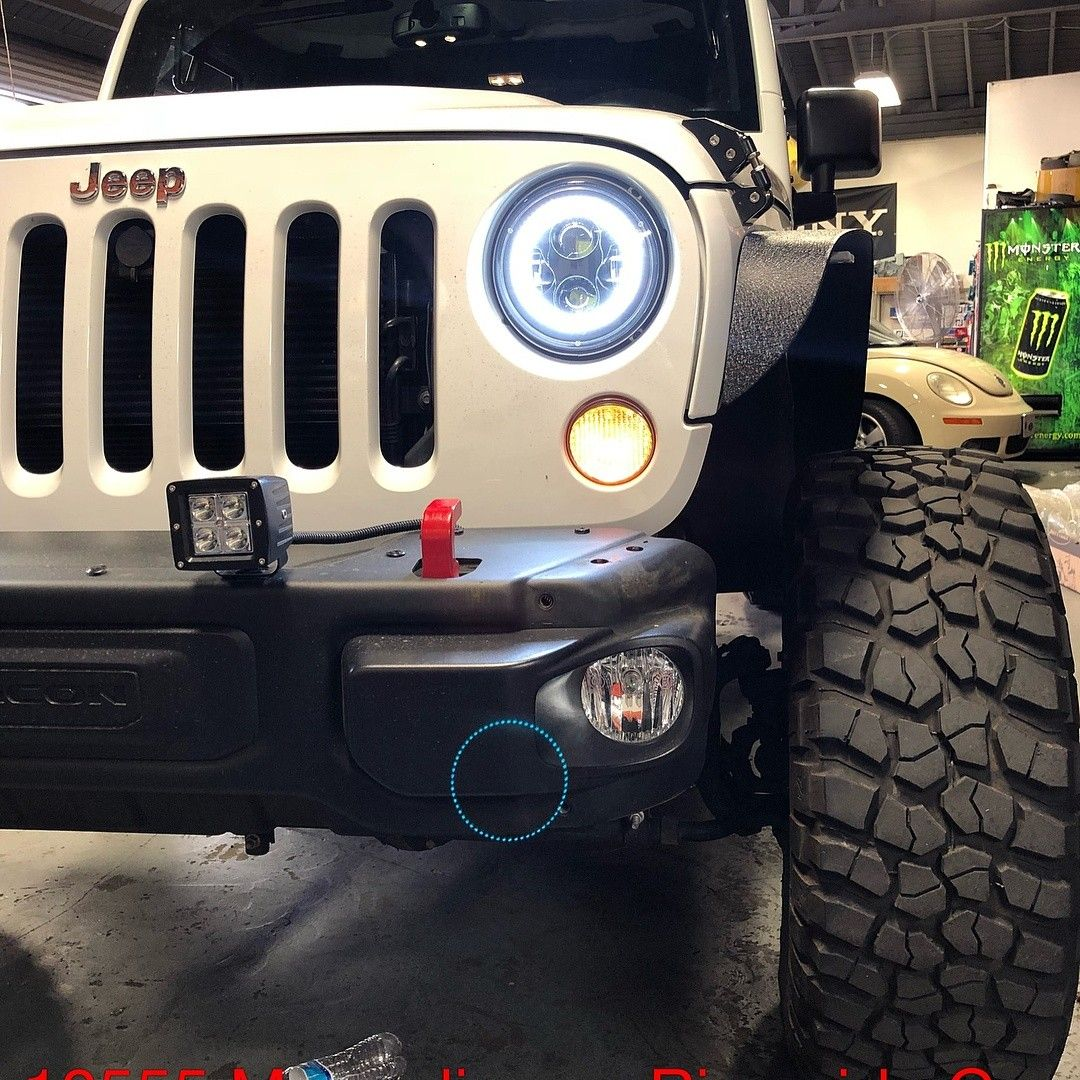Buy Led Headlights For Jeep Wrangler Best Prices Click To See