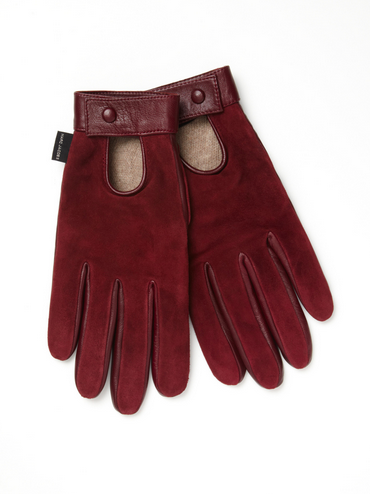 // All I Need Is a 1920's Rolls Royce // Marc Jacobs | Leather Driving Gloves