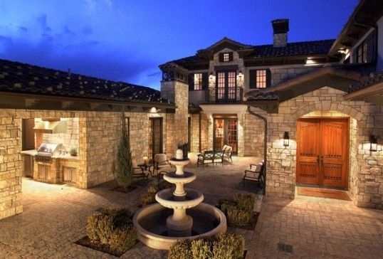 Boulder county exclusive residential enclave for Luxury tuscan homes