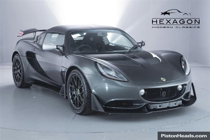 Used Lotus Elise S 1 8 Vvt I Cr 2dr For In London Pistonheads