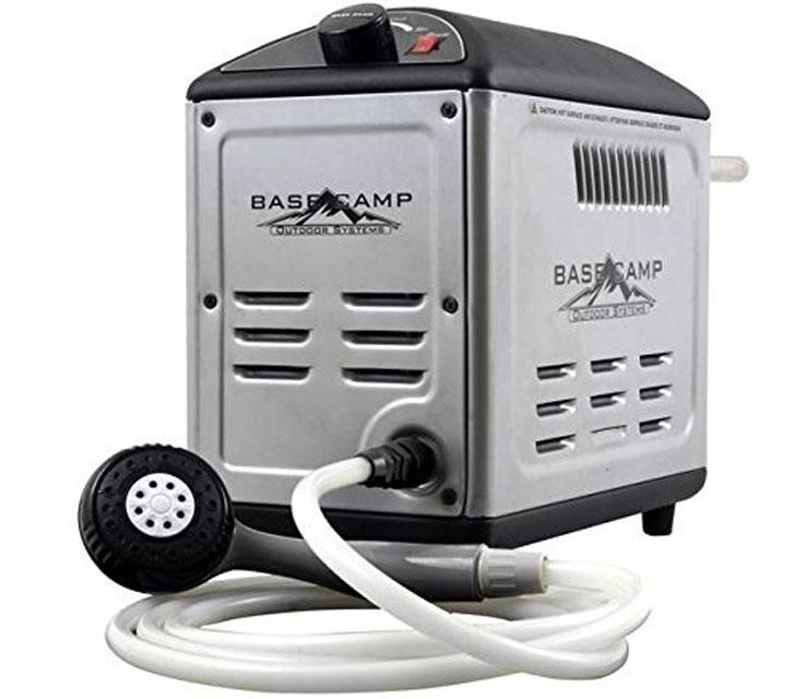 Basecamp Hot Water Shower System Item 1415535 Shower