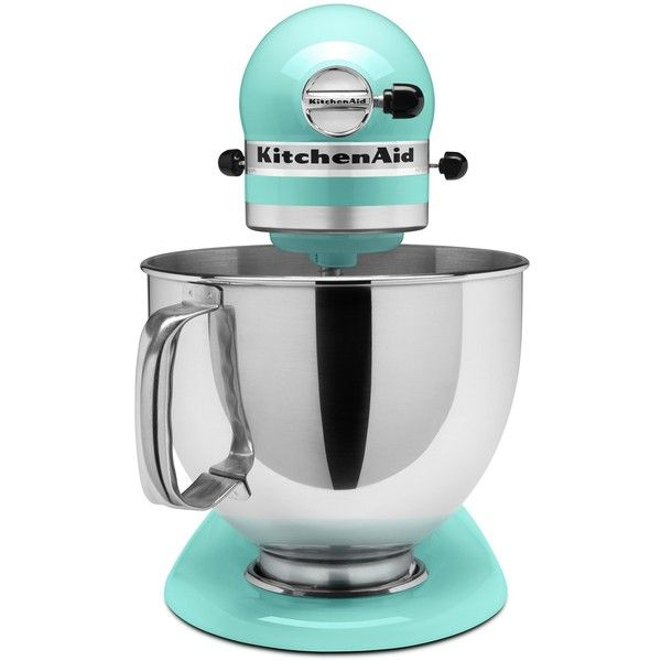 If I Had A Turquoise Kitchenaid Mixer, My Life Would Be Perfect.