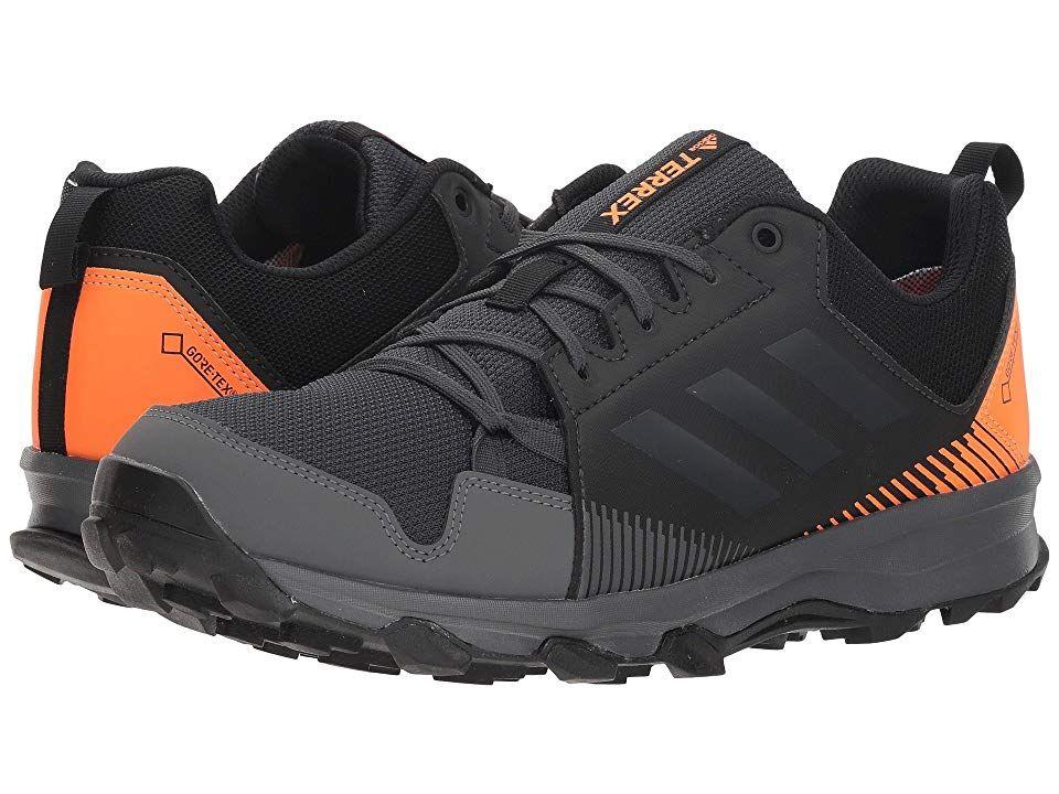 sexual Deliberadamente Potencial  adidas Outdoor Terrex Tracerocker GTX(r) (Black/Carbon/Hi-Res Orange) Men's  Running Shoes. Explore the day awa… | Running shoes for men, Trail running  shoes, Adidas