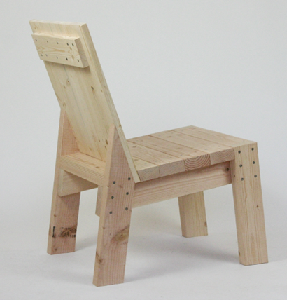 2x4 Chair In 2019 Woodworking Furniture Plans