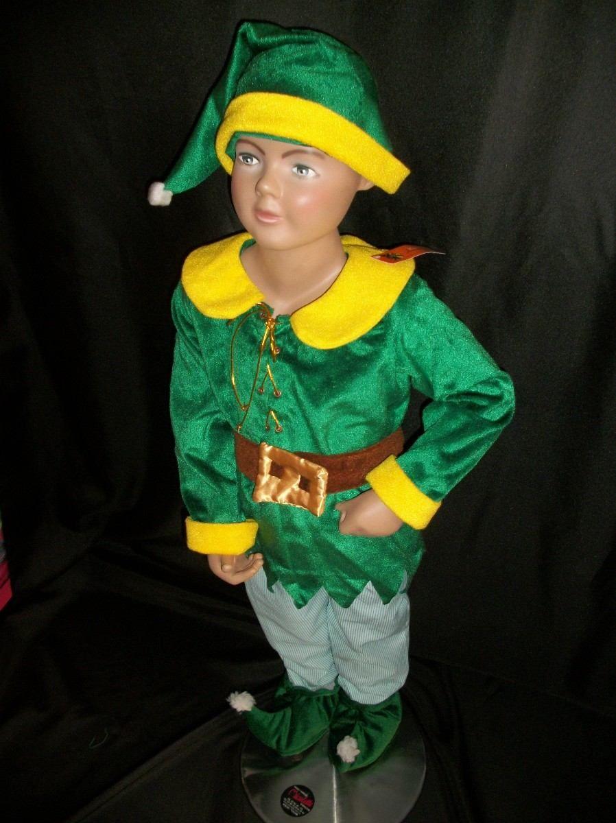 disfraz de duende para bebes y ninos disfraz duende precio 57 000