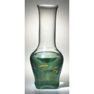 "Louis C. Tiffany. Vase gamme ""aquamarine"". Courtesy of Sotheby"