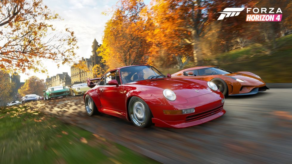 Forza Horizon 4 Is The Best Open World Driving Game You Can Buy