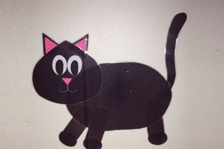 black cat paper craft 24 best and simple crafts for craft 3458