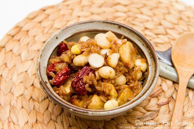 마카다미아 약밥 만드는법 - Daum 요리
