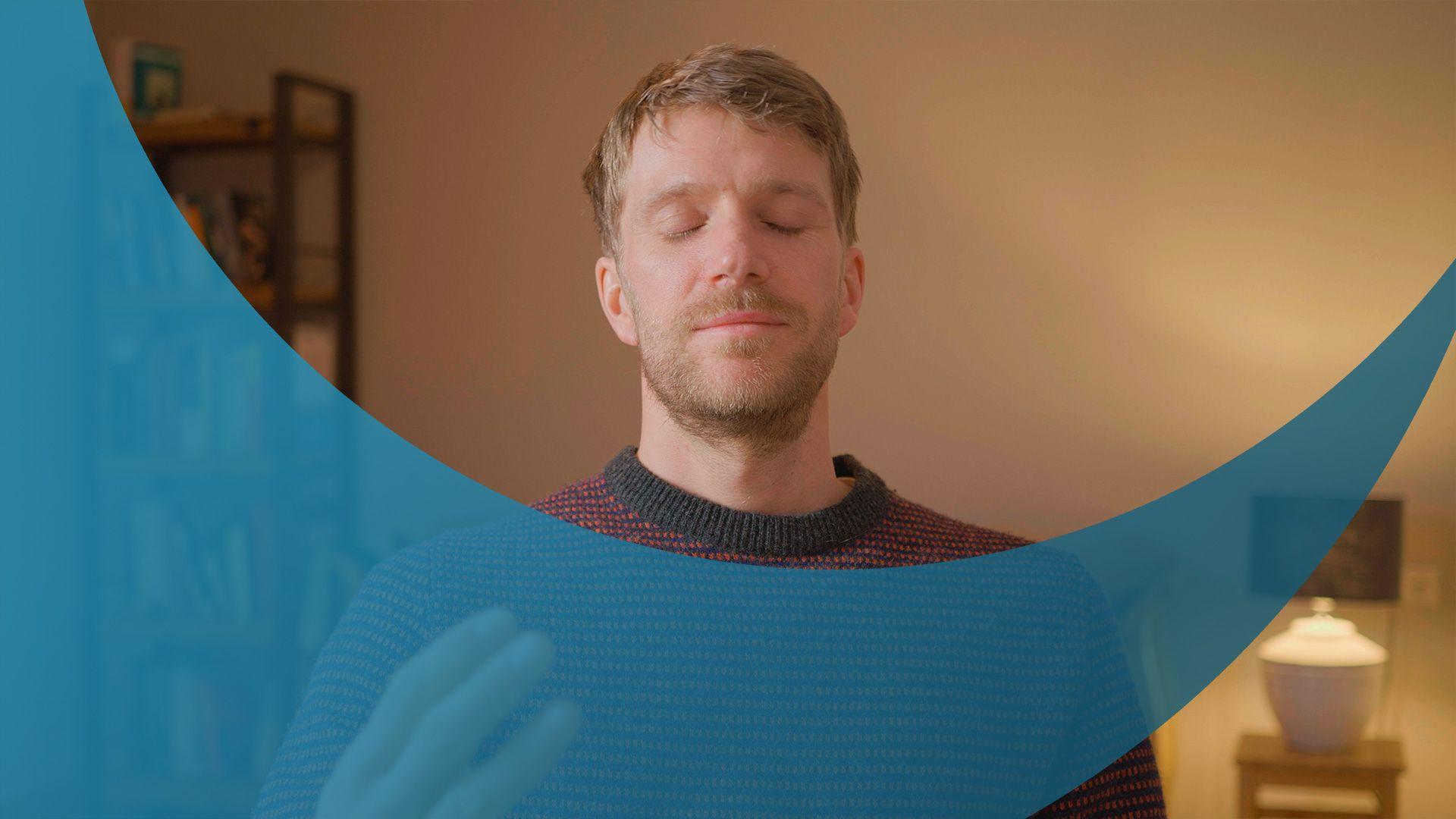 Photo of Mit dieser Atemübung beruhigen Sie Ihr Nervensystem und senken den Einfluss des…