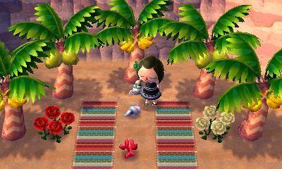 Animal Crossing New Leaf Qr Code Paths Pattern Korabay Spent An