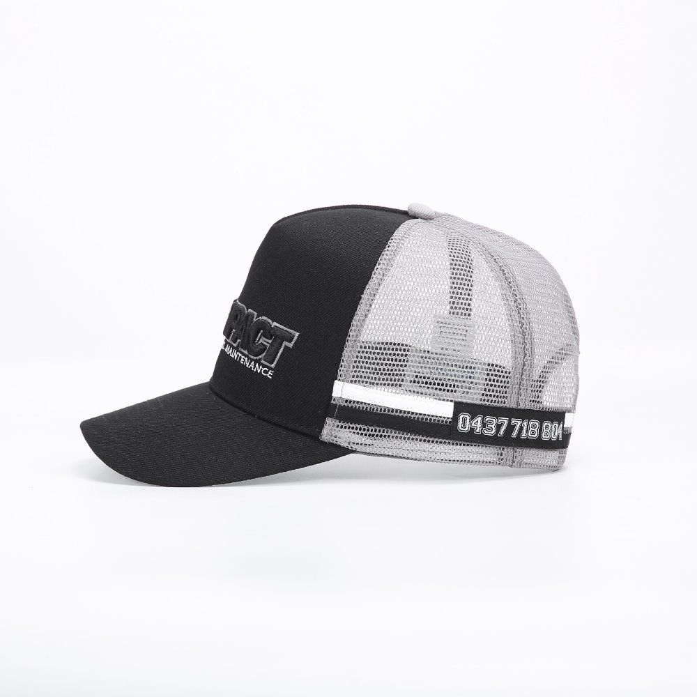 2d8e3c69a1f Oem Custom Printed Plain Dubai Full Mesh Trucker Cap - Buy Full Mesh Trucker  Cap
