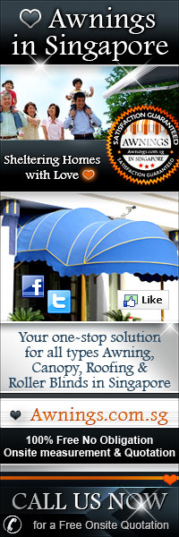 Your Ultimate Solution For All Types Of Awning Canopy And Blinds In Singapore Blinds Canopy Awning