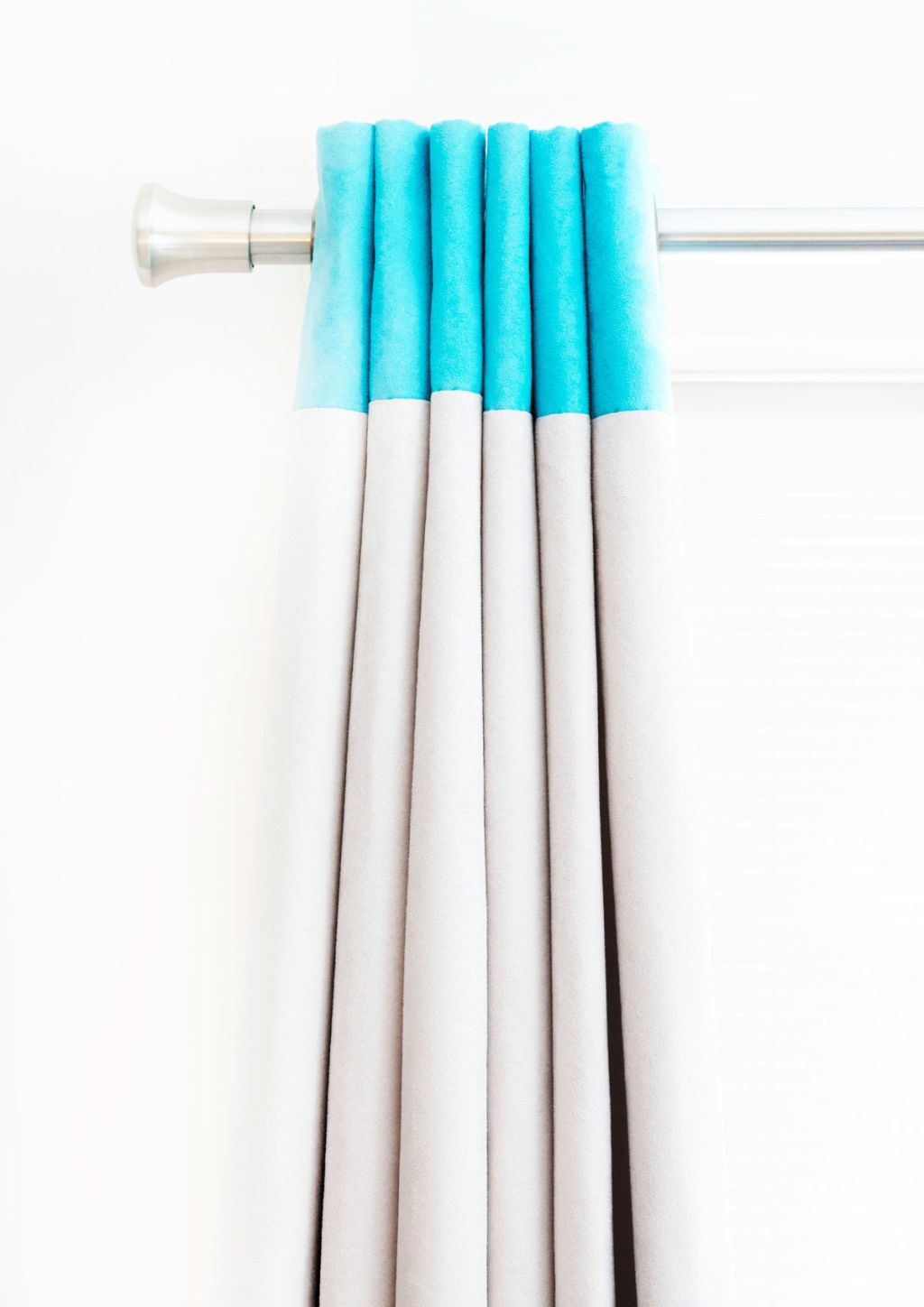 How To Install A Curtain Rod Home Repairs Curtains Curtain