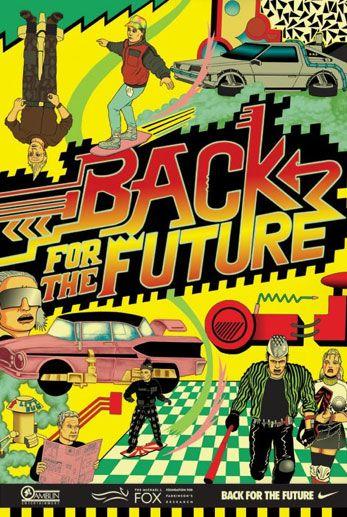 nike mag original back for the future