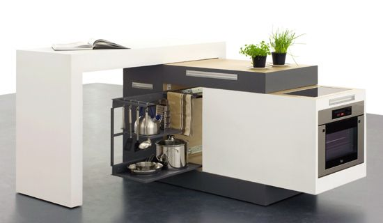 Modular kitchen! | Loft design/ organization | Pinterest | Küche ...