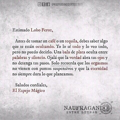 Carta 24 Lobo Feroz Y Caperucita Cartas Y Frases De Cuentos