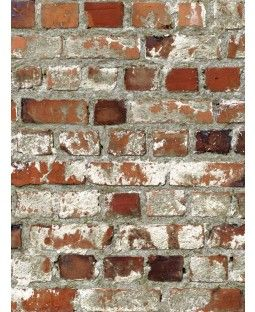 b8644c86bb5a4 Muriva Loft Red Brick Wallpaper - 102538