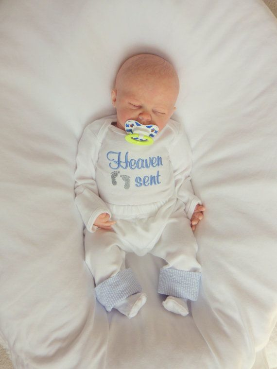 eb6dd8ad8 Baby Boy Coming Home from the Hospital. by BabySpeakBoutique ...