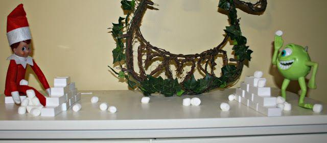 10 Fun Elf on the Shelf Ideas!