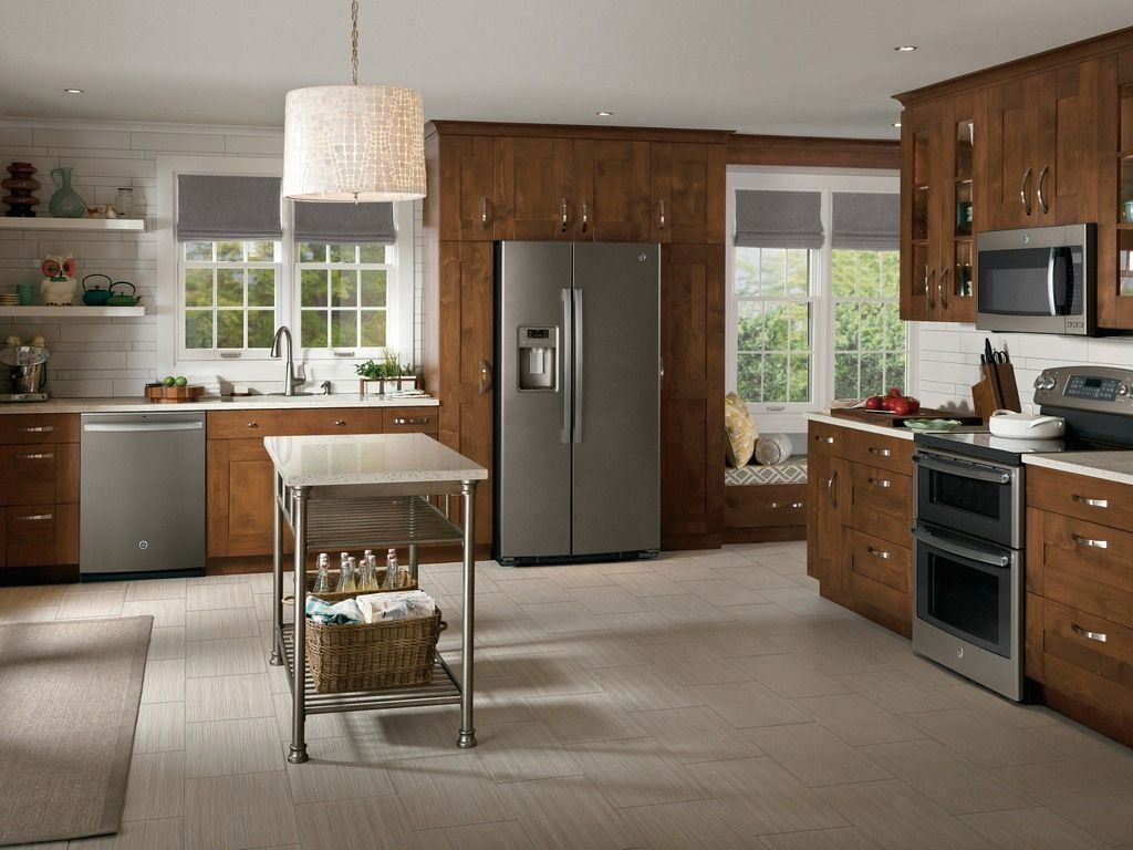 Kitchens With Slate Appliances_00001 | 1000 | Slate ...