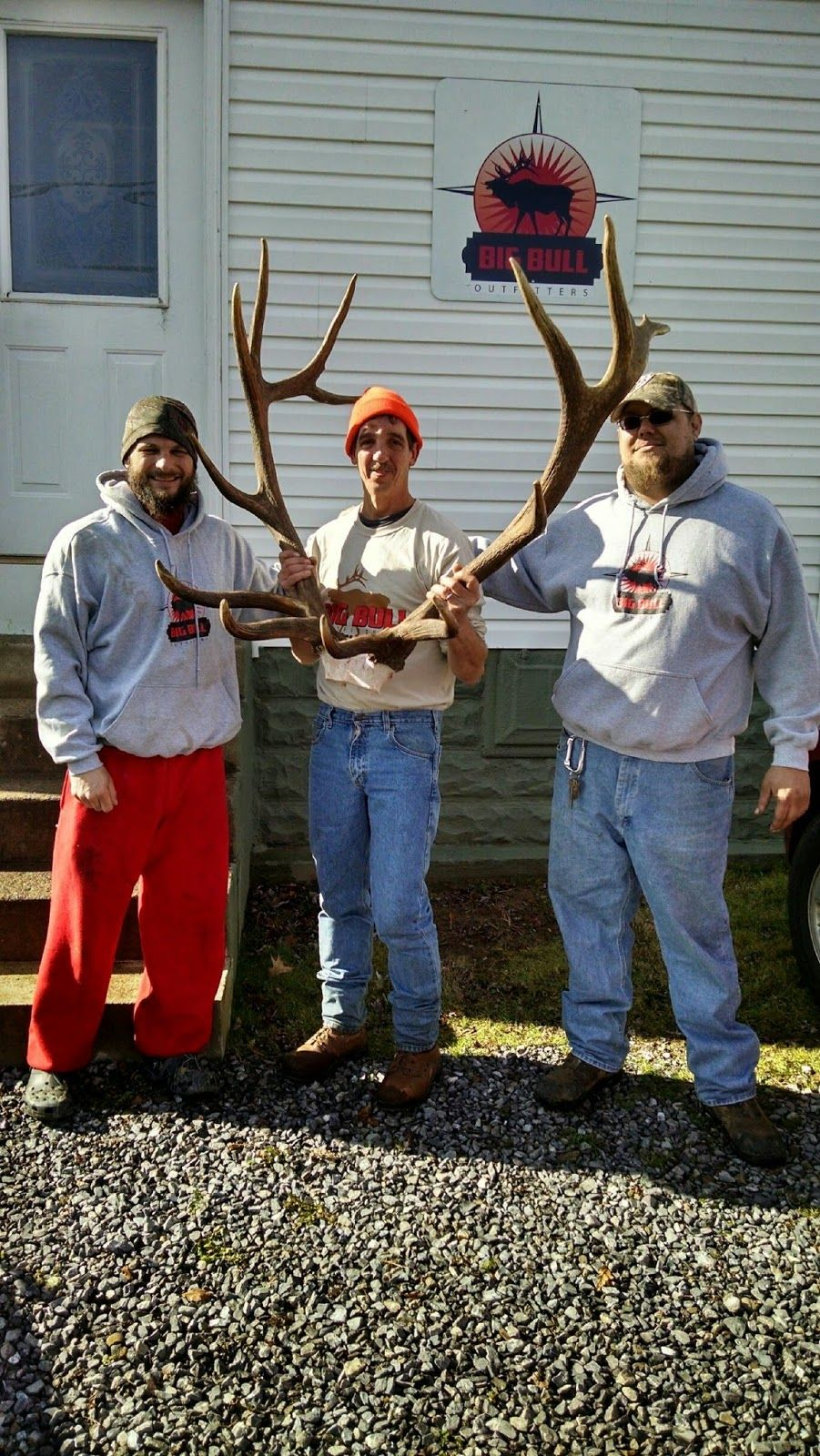 BIG BULL OUTFITTERS of Byrnedale, PA:
