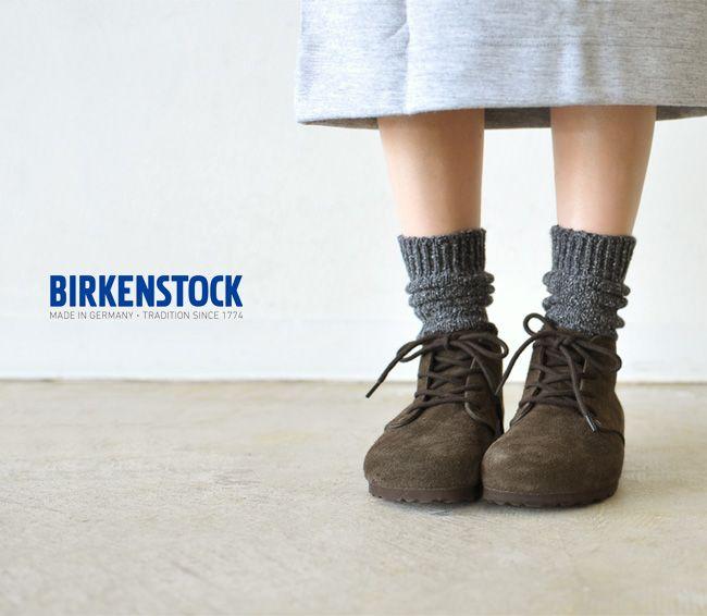 5e36262cfd BIRKENSTOCK ビルケンシュトック DUNDEE ダンディー SEASONAL Selection スエードシューズ(全2色)(unisex ) 2014秋冬 :Crouka(クローカ)