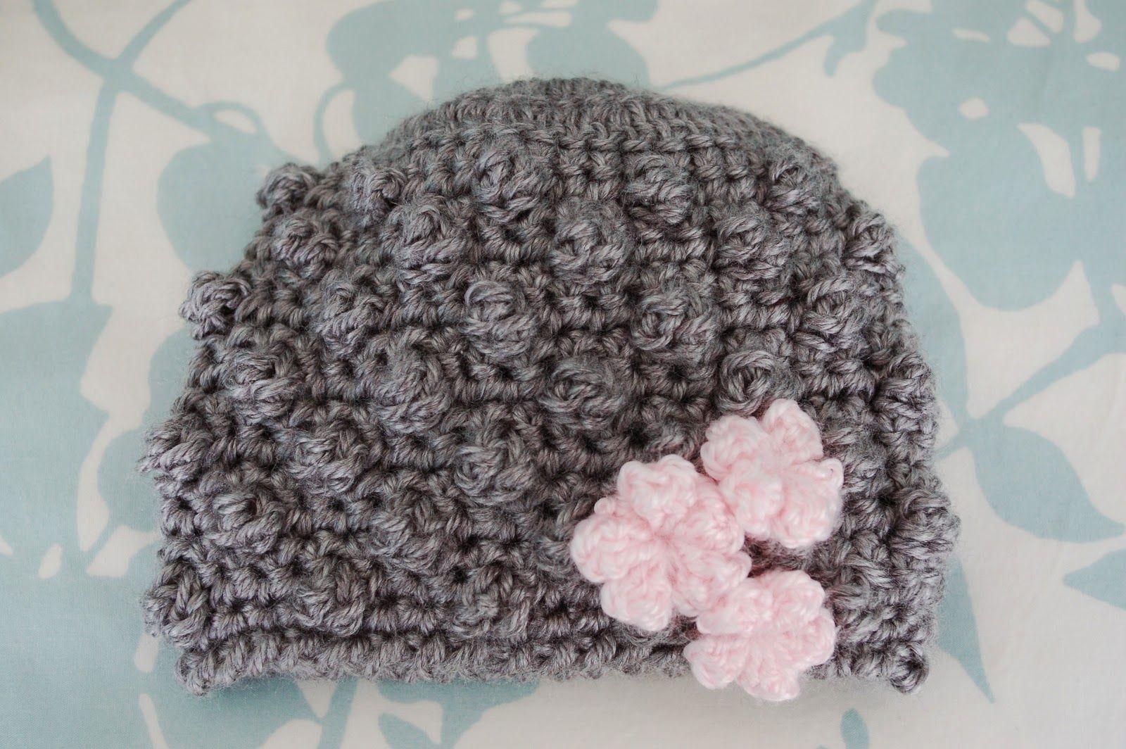 Free Crocodile Stitch Baby Hat Pattern Free Pattern Bobblicious