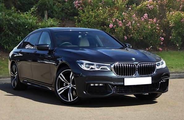 2016 BMW 7 Series Diesel 740Ld XDrive M Sport 4dr