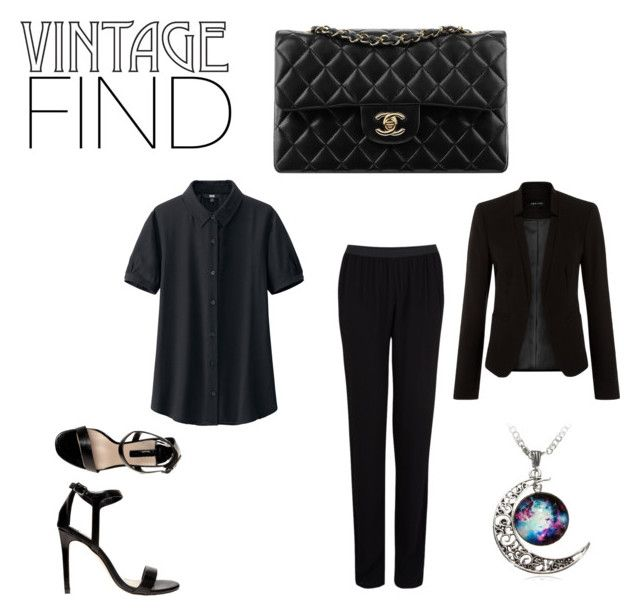 """Chanel"" by psyched0llic ❤ liked on Polyvore"
