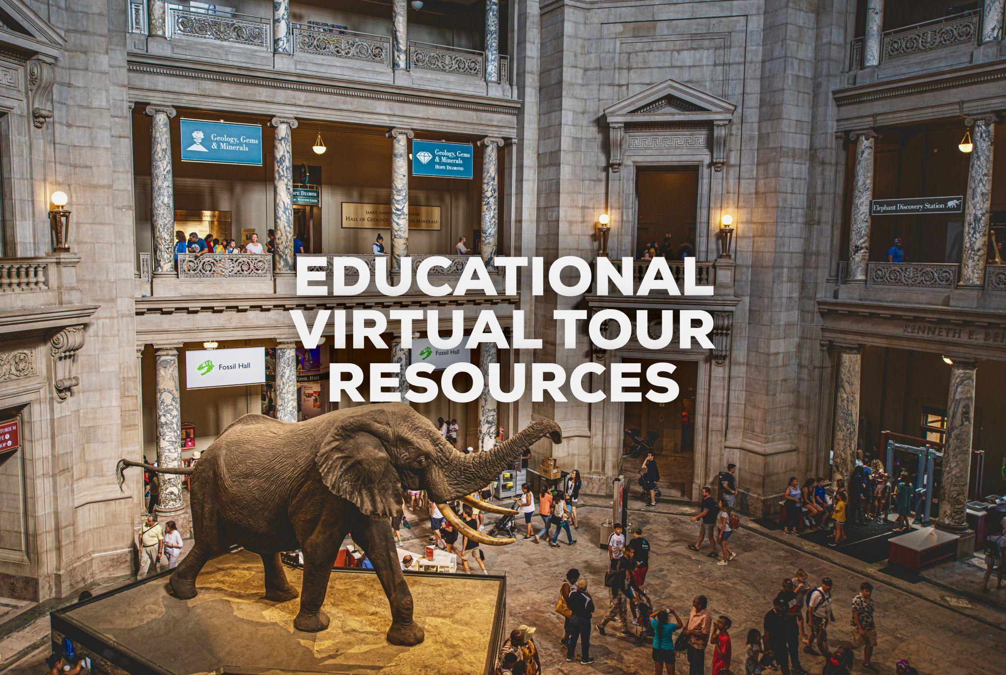 Free Virtual Tours of World Museums, Educational Sites