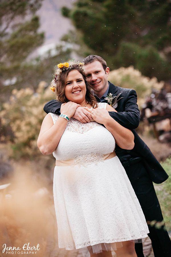 Rustic Elopement Wedding | Nelson, NV | Jenna Ebert Photography