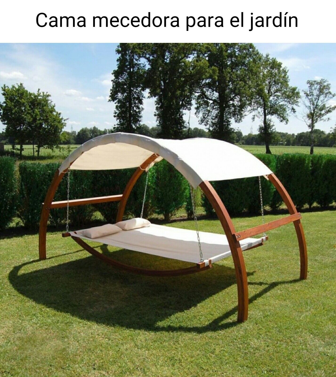 Mecedora de jardin | jardines | Pinterest | Mecedora, Jardín y ...