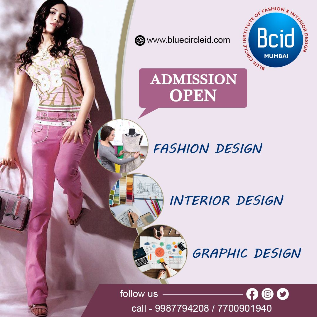 Come And Join Us For The Bright Career Fashion Design Interior Design G Interior Design And Graphic Design Fashion Designing Institute Fashion Design