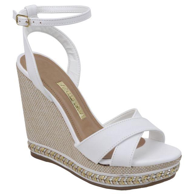 11b0a10a9 Sandália em sintetico 17-14851 | Amo Sapatos em 2019 | Shoes ...