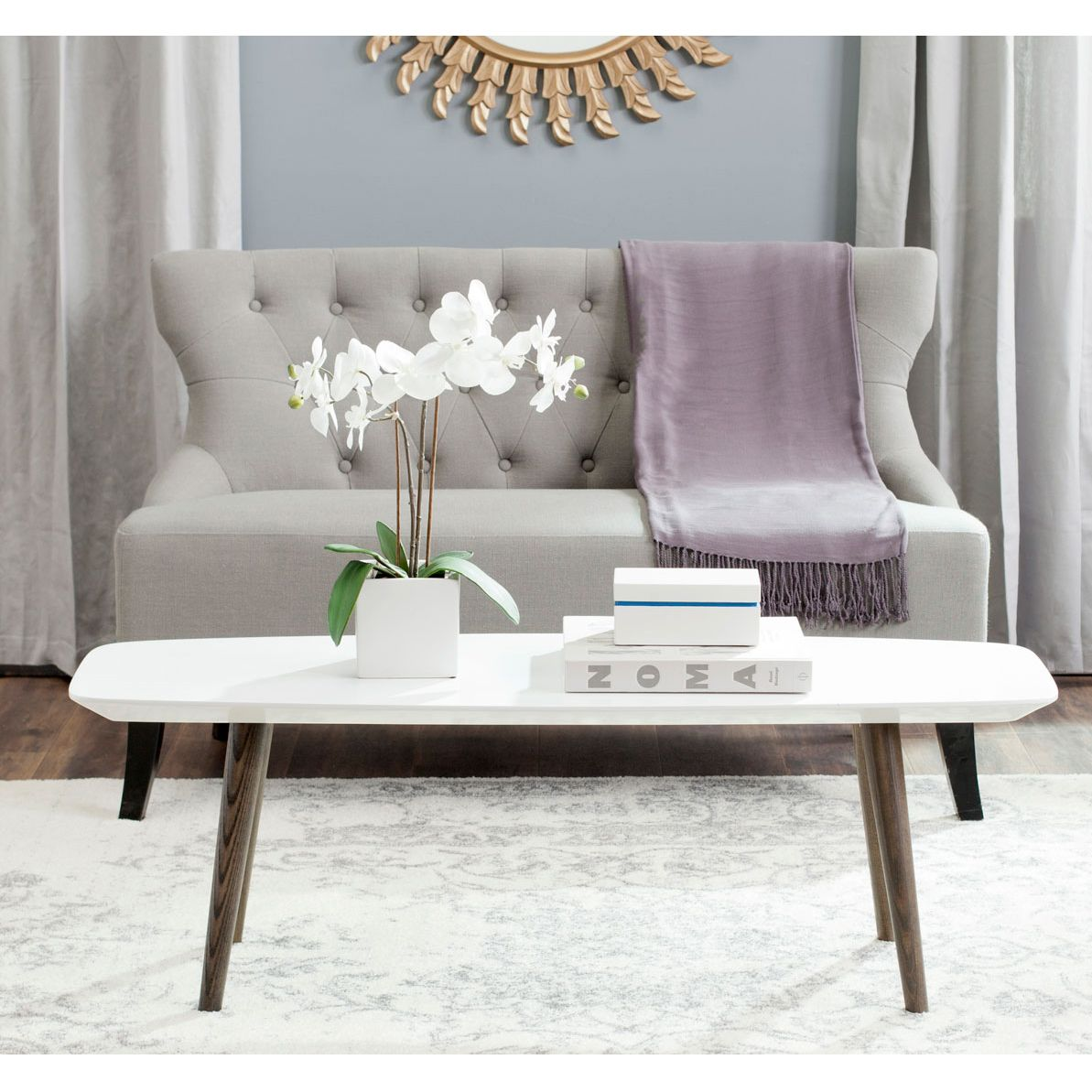 Clairemont Coffee Table At The Peak Coffee Table Dot Bo Furnishings Pinterest