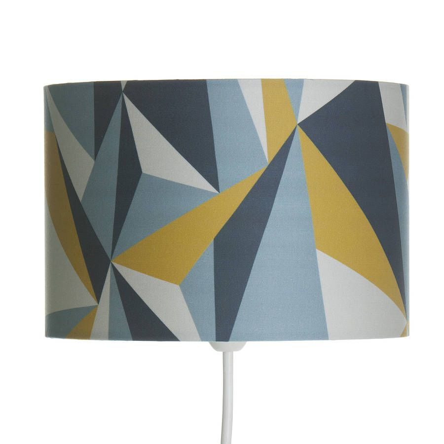 Amazing Bradbury Lampshade By Lorna Syson | Notonthehighstreet.com Design Ideas