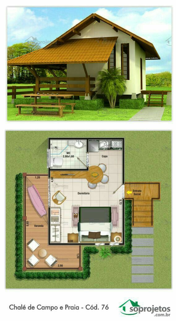 Very Simple House Type Small House Design Tiny House Design House Layouts