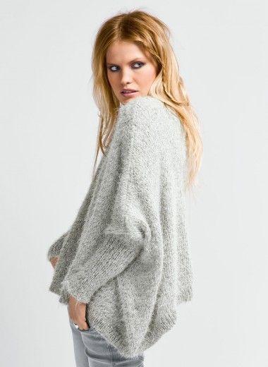 modele de tricot gilet femme