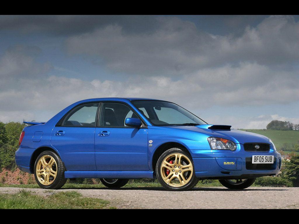 (162 MB) 2005 Subaru Impreza STi RS WRX - Factory