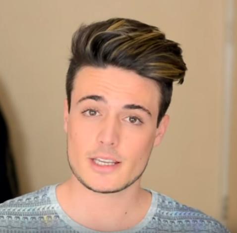 Joseph S Hairstyle Blumaan Long Hair Styles Men Long Hair Styles Hair Styles