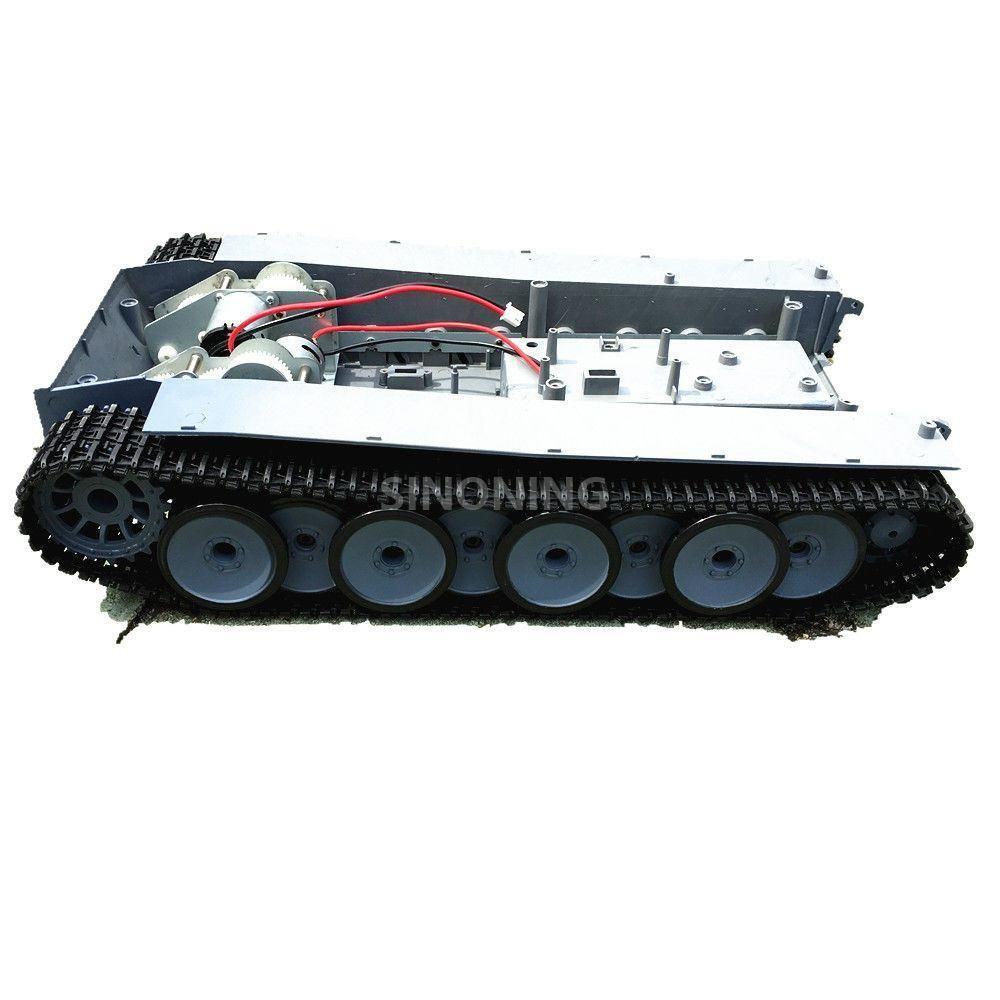 Supper big Robot Tank Chassis Crawler platform henglong 3818