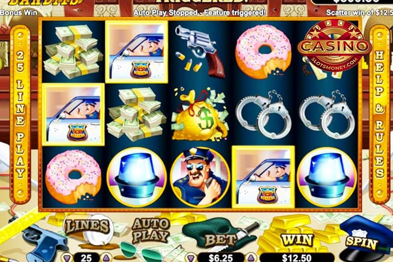 Online casino slots play free win real money