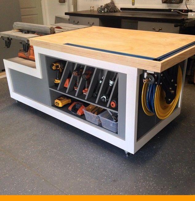 Photo of How To Make and Setup a Garage Shop  Easy DIY Options  garageshop organizeworkshop workshopideas