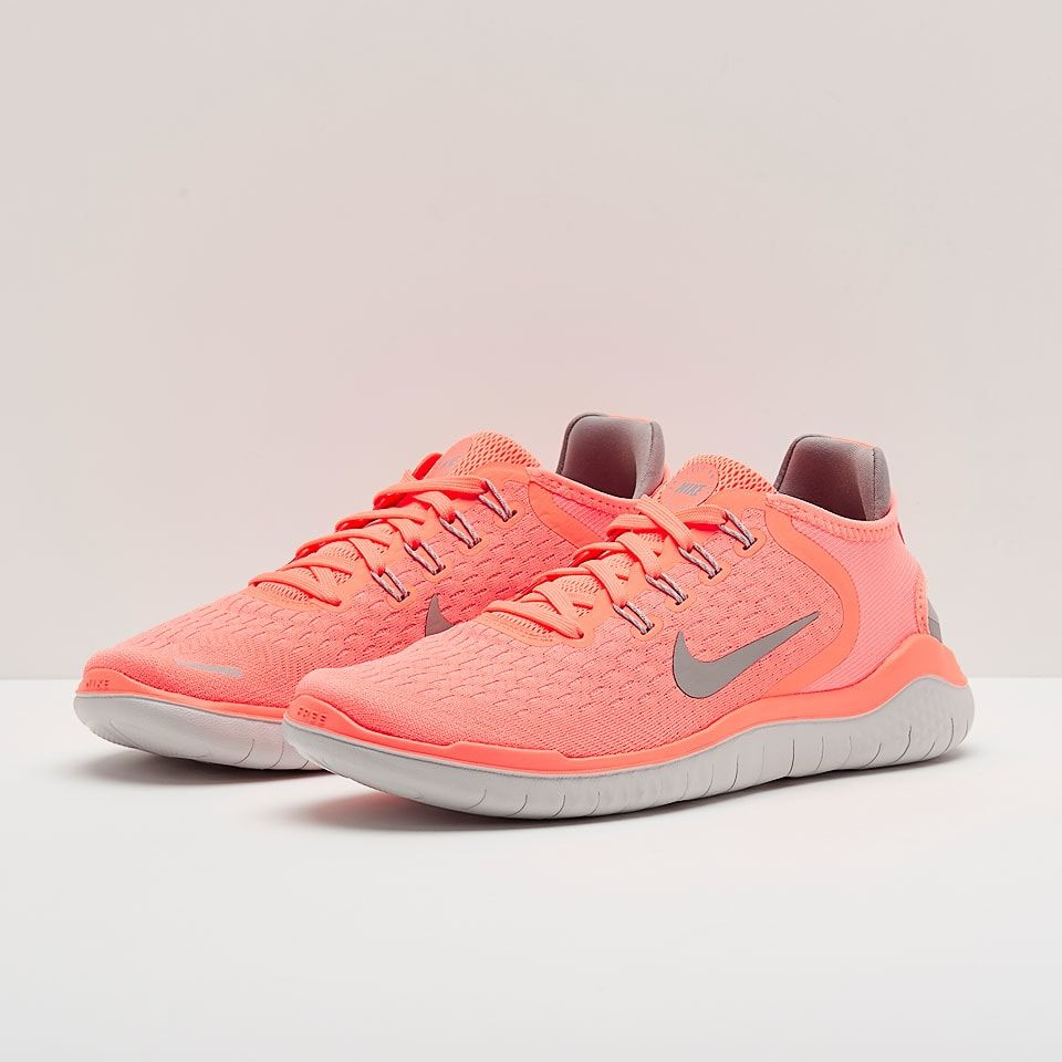 d4a4afec3eb1 Nike Womens Free Run 2018 - Crimson Pulse Atmosphere Grey-Vast Grey - Womens  Shoes