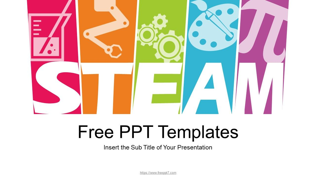 Stem Education Powerpoint Template This Is An Educational Theme Ppt Template For Ppt Presentations In 2020 Powerpoint Template Free Powerpoint Templates Ppt Template
