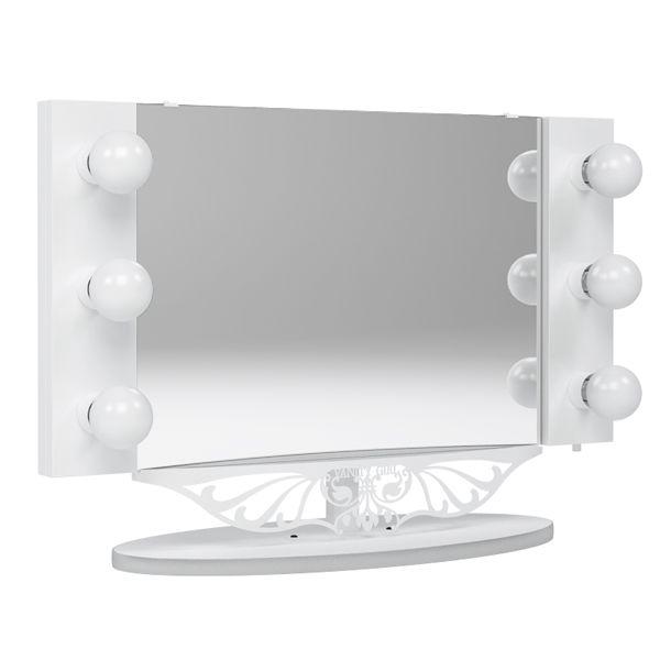 Vanity Girl Hollywood Starlet Lighted Vanity Mirror Starstruck interior and homeware ...