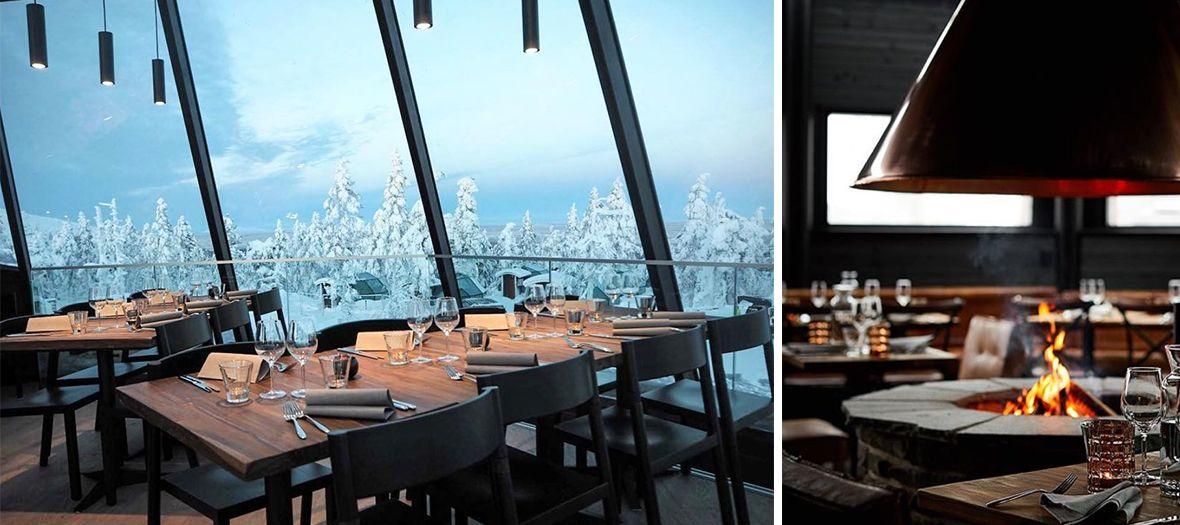 Le paradis blanc a un nom  la Laponie Situé à moins de 3h30 de - faire un sauna maison