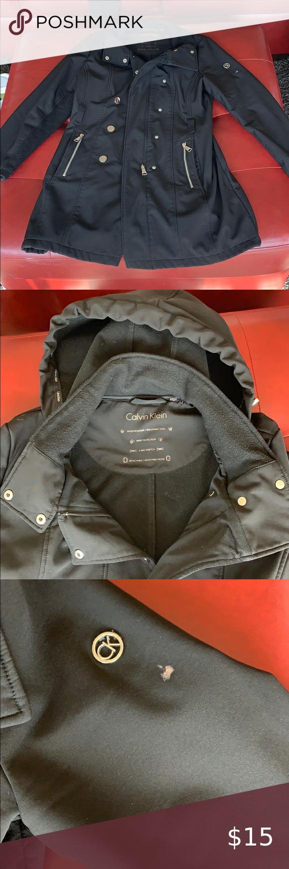 Calvin Klein Coat Vintage Denim Jacket Mens Leather Coats Calvin Klein Vest [ 1740 x 580 Pixel ]
