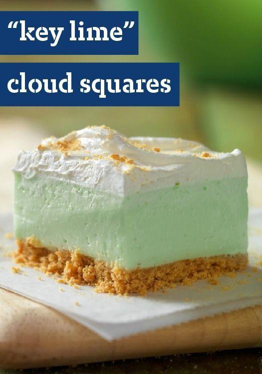 'Key Lime' Cloud Squares 'Key Lime' Cloud Squares